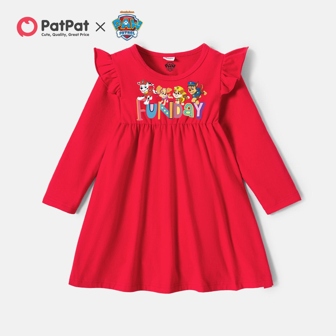 Robes Pour Bambin Bambin Fille Animal Lettre